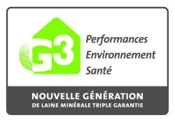 Les garanties G3 ISOVER