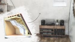ISOVER conseille Saint-Gobain.fr sur ses projets d'isolation : Le système Vario Confort d'ISOVER