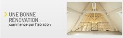l'isolation en rénovation : les solutions ISOVER
