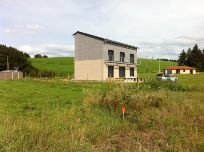 Maison à énergie positive travaux