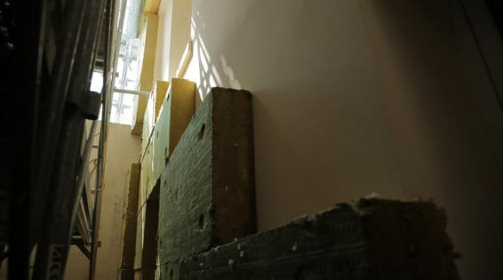 Isolation des murs par l'extérieur avec l'isolant Isover TF