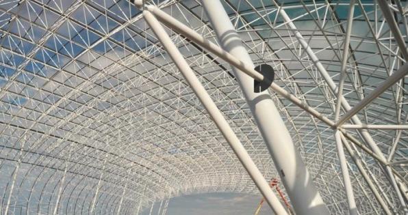 Construction et isolation : mise en oeuvre structure métallique