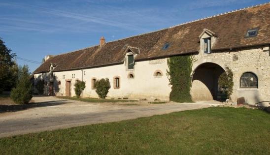 Rénovation vieille ferme : vue extérieure