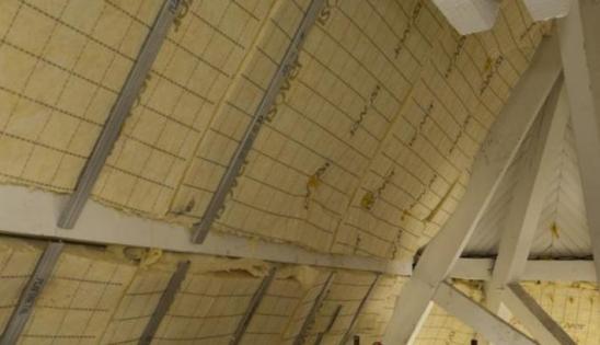 Rénovation en immeuble BBC : pose isolation