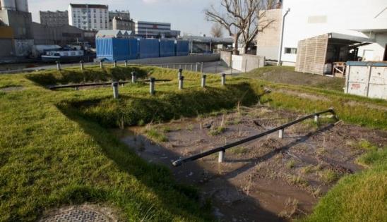 Isolation thermique par l'extérieur : Procédé de jardins filtrants