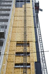 Rénovation BBC : Isolation du bâtiment avec le système d'isolation sous bardage rapporté