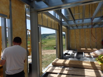 Isolation maison à énergie positive Isofaçade 35