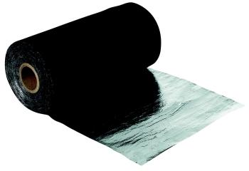 Isolation acoustique sur bac acier avec le voile de verre Parvason