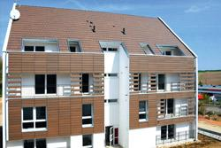Toitures logements collectifs : Intégra Réno