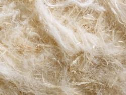 Isolant composite : fibre de bois, laine de verre