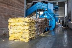 ISOVER Recycling, une offre de recyclage inédite