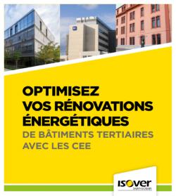 Optimisez vos rénovations energtiques de batiments tertiaires avec les CEE