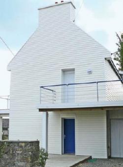 Rénovation avec Isolation Thermique des murs par l'Extérieur