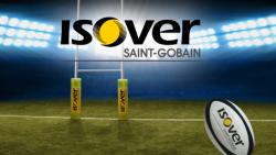 Isover, Coupe du Monde de Rugby
