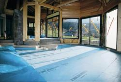 Solution acoustique pour l'isolation planchers et plafonds
