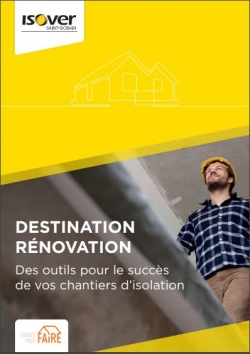 Brochure Guide destination rénovation