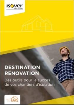 Guide destination rénovation
