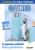 <h6>Gaineo - Le panneau sandwich haute performance</h6>