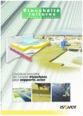 <h6>Etanchéité toitures - L'isolation complète des toitures étanchées pour support acier</h6>