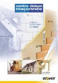 <h6>Contre-cloison maçonnée l'isolation traditionnelle des murs</h6>