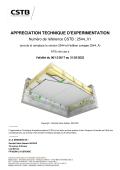 <h6>ATEx 2544 : Toiture plate Hygro+</h6>