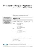 <h6>5/13-2324 : Alphatoit</h6>