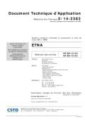 <h6>5/14-2383 : ETNA</h6>