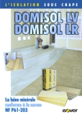 <h6>Domisol LV-LR : isolation des planchers</h6>