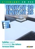 <h6>Epsitoit 20-25 : l'isolation support d'étanchéité des toitures terrasses béton</h6>
