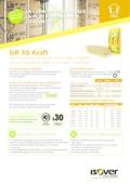 <h6>GR30 : la laine pour doublage la plus performante du marché</h6>