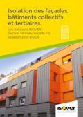 <h6>Isolation des façades, bâtiments collectifs et tertiaires</h6>