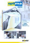<h6>Optima sonic - l'isolation acoustique de haut niveau en faible épaisseur</h6>