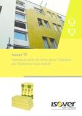 <h6>Isover TF : l'isolation des murs par l'extérieur sous enduit</h6>