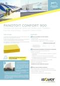 <h6>Panotoit Confort 900 : isolation support d'étanchéité</h6>