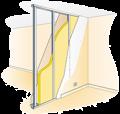 Isolation acoustique des cloisons : solution PAR Confort