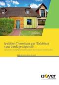 <h6>Isolation des murs par l'extérieur sous bardage rapporté en rénovation de maison individuelle</h6>
