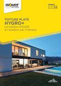 <h6>Système d'isolation des toitures plates par le dessous Hygro+</h6>