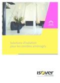 <h6>Vario Confort : isolation des combles aménagés</h6>