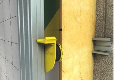 Optima murs l isolation des murs par l int rieur sous - Lisse clip optima ...