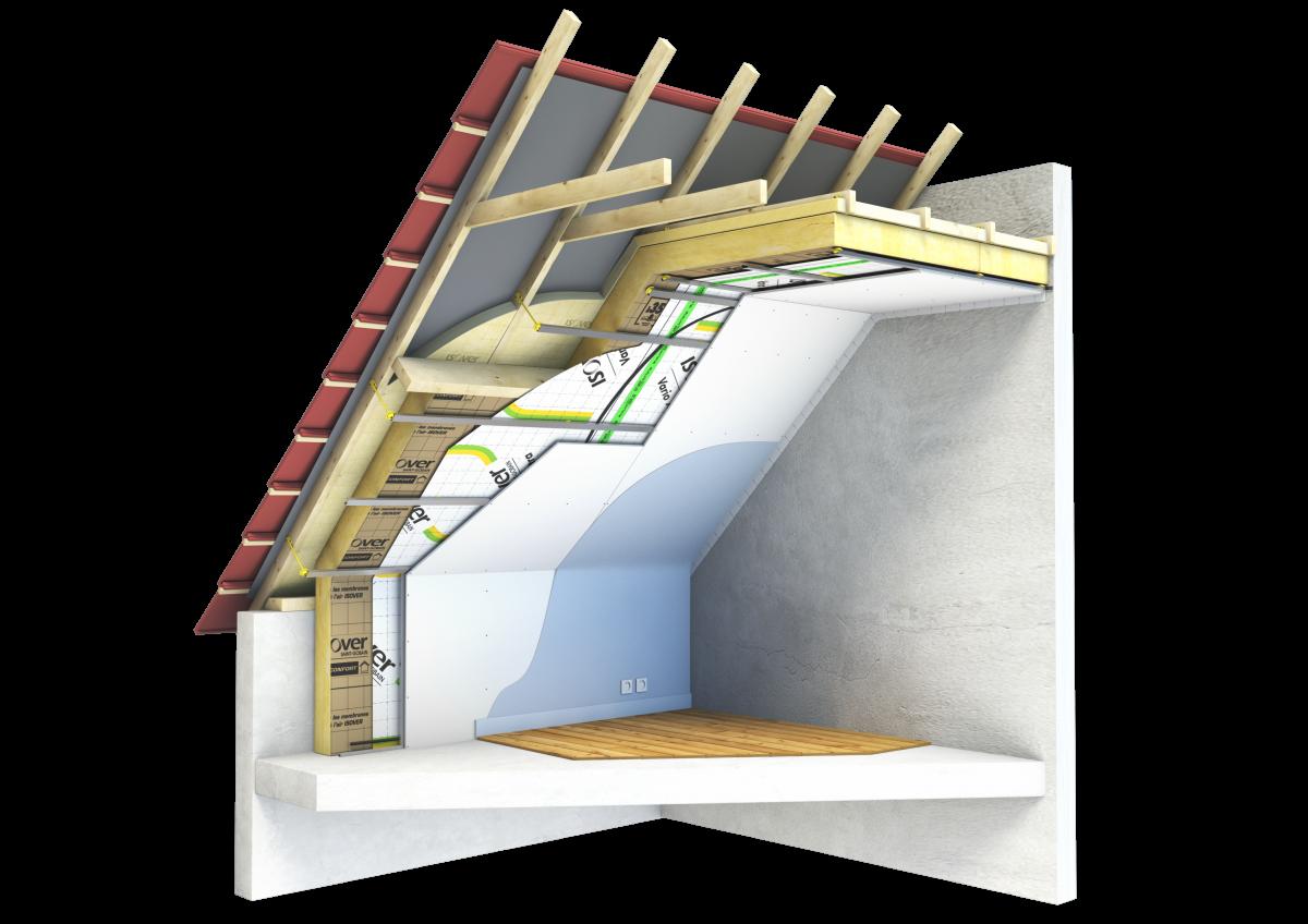 Devis Isolation Nancy ▷ Coût Combles, Extérieure, Toiture, Mur Intérieur