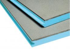 Isolation des soubassements : panneau polystyrène extrudé